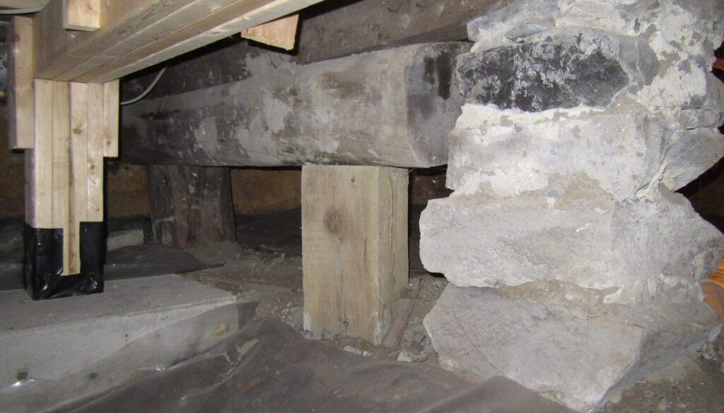 Crawlspace Vide sanitaire